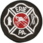 Erie Fire Department Logo